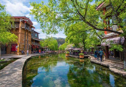 Hi,China Beijing to Kunming+Lijiang+Lugu Lake / Flight & Hotel / 6 Days