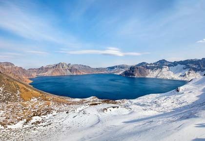 Hi,China Shanghai to Changbai Mountains /  Flight & Hotel / 4 Days