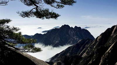 Huangshan Day Tour / Ticket + Guide / 1 Day