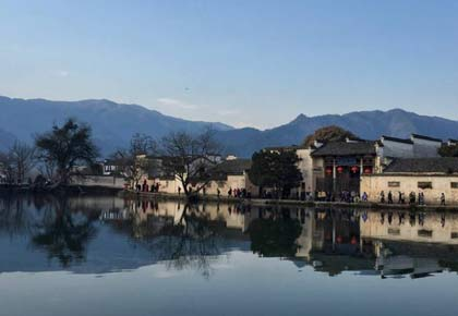 Hi,China Huangshan Day Tour / Ticket + Guide / 1 Day