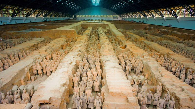 The Terracotta Army Day Tour / Ticket + Guide / 1 Day
