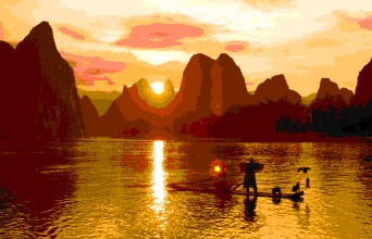 Beijing to Guilin / Flight & Hotel / 5 Days