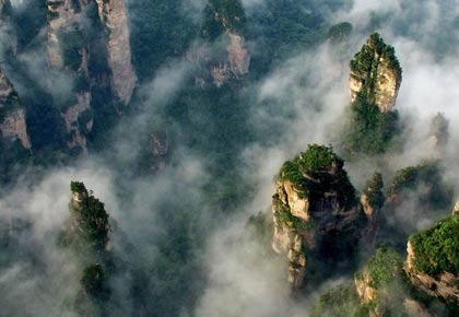 Nanjing - Zhangjiajie / Flight & Hotel / 3 Nights