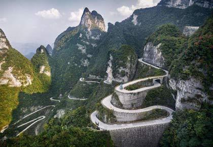 Shanghai to Zhangjiajie / Flight & Hotel / 4 Days