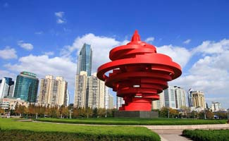 Shanghai to Qingdao / Flight & Hotel / 3 Days