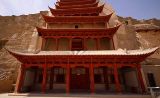 Dunhuang / Ticket + Hotel /1 Night