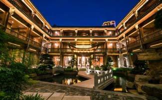 Jianshui / Hotel / 1 Night