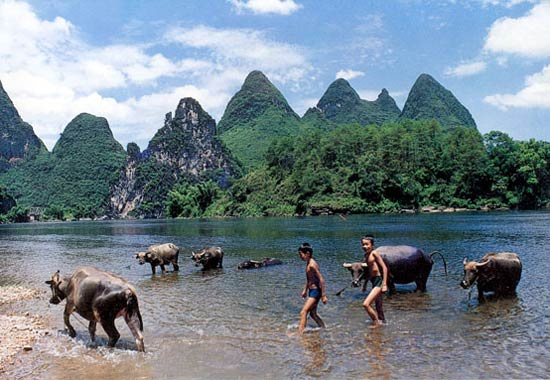 【Flight & Hotel】Guilin and Yangshuo / 5 Days